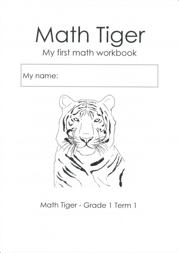 Math Tiger – Jaap2 com – Junior Primary Mathematics Namibia